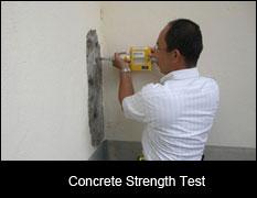 Concrete Strength Test