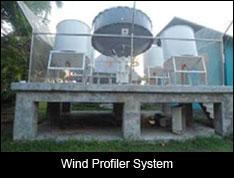 Wind Profiler System